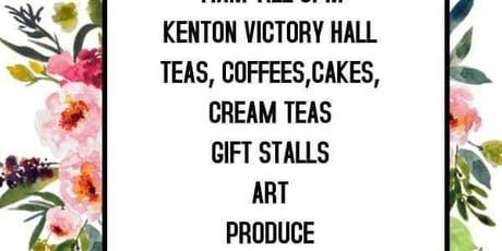 Kenton village market tickets