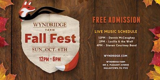 Wyndridge Fall Fest