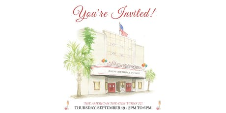 The American Theater turns 77! tickets