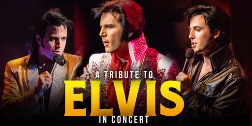A Tribute to Elvis in Concert