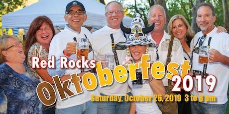 Red Rocks Oktoberfest 2019 tickets