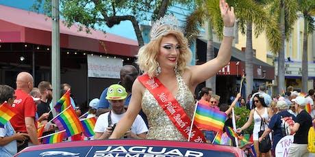 Palm Beach Pride Parade Application 2020 tickets