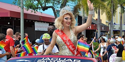 Palm Beach Pride Parade Application 2020