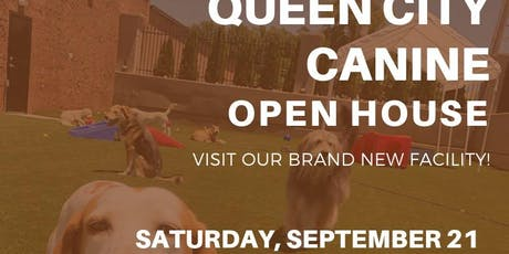 Queen City Canine Open House tickets