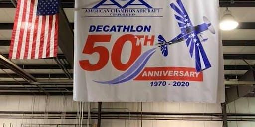 Decathlon 50th Anniversary