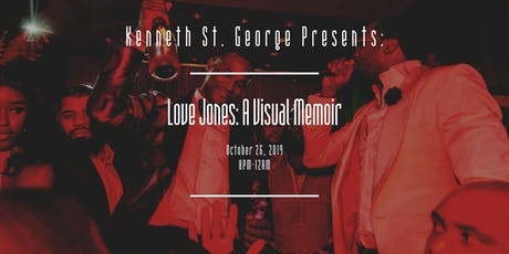 Love Jones: A Visual Memoir tickets