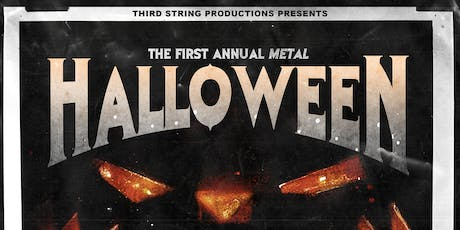 THIRD STRING HALLOWEEN PARTY: The Acacia Strain + MORE tickets