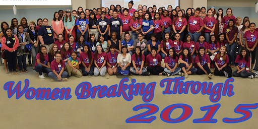 Women Breaking Through Conference 2019