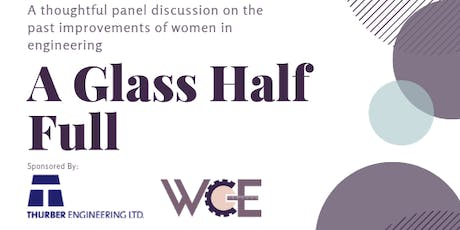 Glass Half Full: Panel Discussion tickets