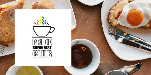 Pride Breakfast Club - Let's talk about LGBT+ Networks