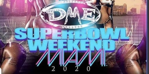 Super Bowl Party 2020(Monday Night)