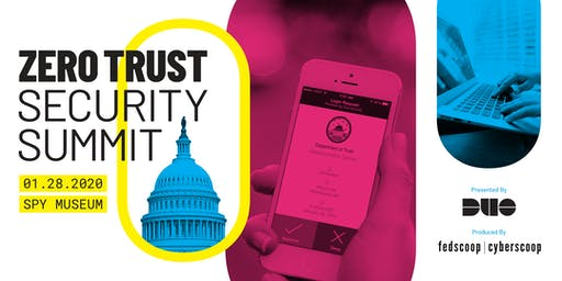 Zero Trust Security Summit 2020