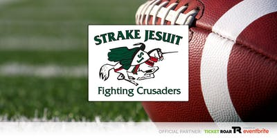 Strake Jesuit vs Elsik Varsity Football