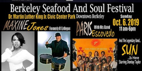 Taste Of The Bay Berkeley Seafood And Soul Festival tickets