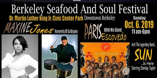 Taste Of The Bay Berkeley Seafood And Soul Festival