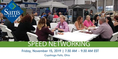 Speed Networking @ Sam's | Business Professionals in Cuyahoga Falls