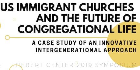 Hiebert Center 2019 Symposium tickets