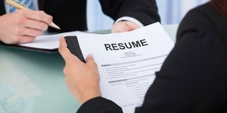 Resume Development Series:  Starting with the End in Mind tickets