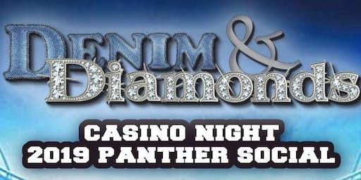 OLP Panther Social Denim and Diamonds