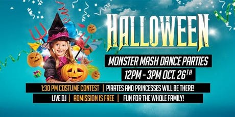 Halloween at the Hangout tickets