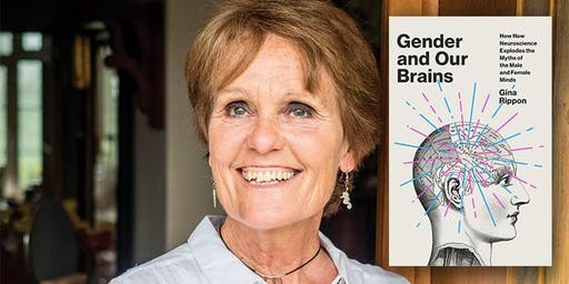 "Meet Gina Rippon discussing ""Gender and Our Brains""!"