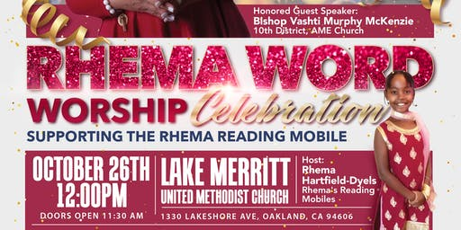 Rhema Word Worship Celebration