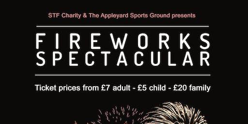 Sittingbourne Fireworks Spectacular 2019