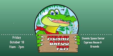 Stennis Bayou Fest tickets