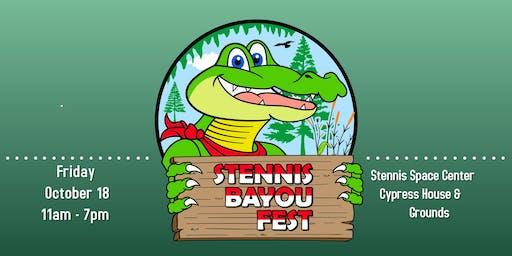 Stennis Bayou Fest
