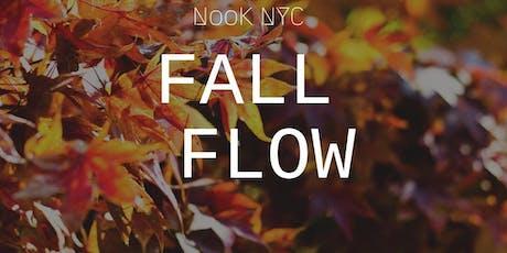 Fall Flow tickets