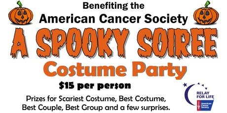 A Spooky Soiree - Halloween Costume Party tickets