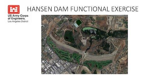 Hansen Dam Functional Exercise