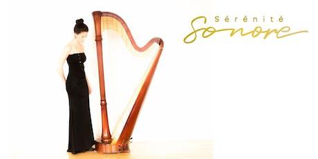 Einaudi + harpe + hamacs billets