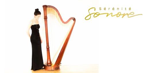 Einaudi + harpe + hamacs