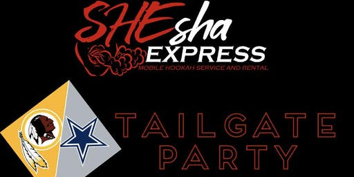 SHEsha Express Tailgate Party