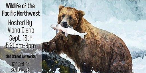 ArtXcursion Presents: Wildlife Of The Pacific Northwest