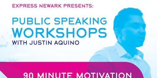 90-Minute Interactive Public Speaking Workshop