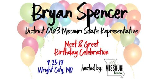 Bryan Spencer Birthday Party / Meet & Greet