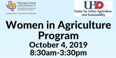Women in Agriculture Conference tickets