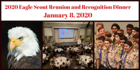2020 Eagle Scout Reunion and Recognition Dinner tickets