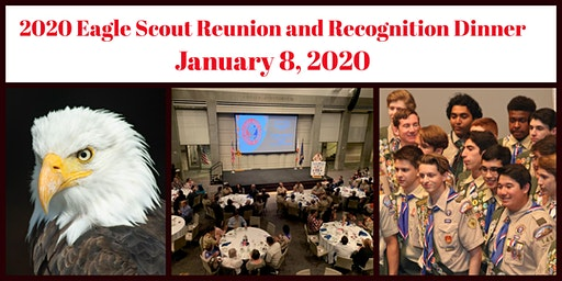 2020 Eagle Scout Reunion and Recognition Dinner