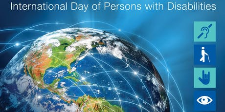 International Day of Persons with Disabilities  - 2019 Celebration tickets
