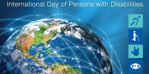 International Day of Persons with Disabilities  - 2019 Celebration