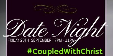 Couples Dinner tickets