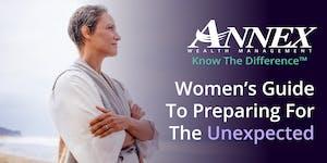 Annex's Women & Wealth Group Presents: Women's Guide...