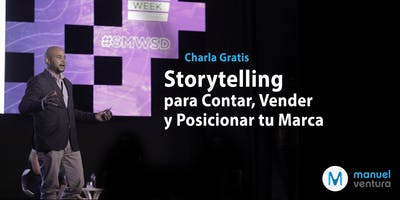 Storytelling para Contar, Vender y Posicionar tu Marca