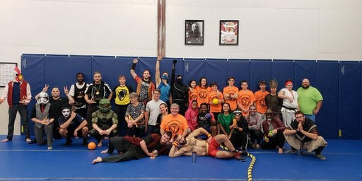 Annual Halloween Dodgeball Tournament