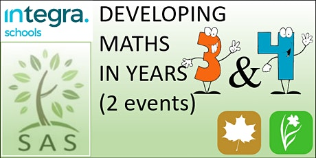 Maths in Y3/4 (2 session course)  tickets