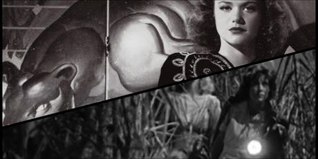 35mm double feature of Val Lewton's CAT PEOPLE & I WALKED WITH A ZOMBIE tickets