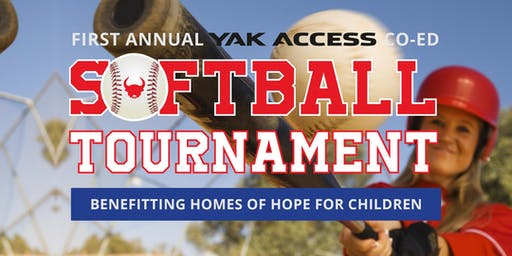 1st Annual YAK ACCESS Softball Tournament
